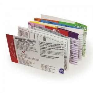 1313991 - Broselow Paediatric Emergengy Tape